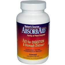 AbsorbAid Enzymes Powder, 300gms