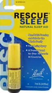 Bach Rescue Sleep, 7ml