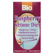 Bio Nutrition Raspberry Keytone Diet, 60 Vcaps