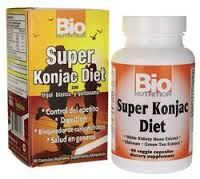 Bio Nutrition Super Konjac Diet, 90 caps