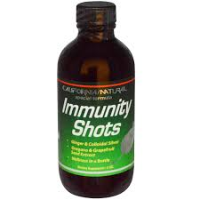 California Natural Immunity Shots, 4 oz