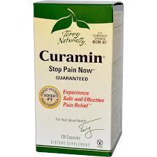 EuroPharma Curamin, 120 Capsules