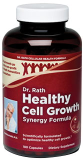 Dr. Rath Healthy Cell Growth, 180 caps