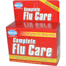 Hyland's Complete Flu Care, 120 tabs