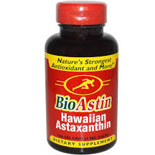 Nutrex BioAstin, 4mg, 60 gels, astaxanthin, 6 Bottle Price