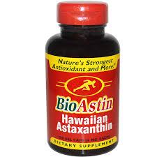 Nutrex Bioastin, 4mg, 120 gels, astaxanthin