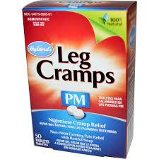 Hyland's Leg Cramps PM, 50 tabs