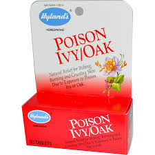 Hyland's Poison Ivy/Oak Tablets, 50 tabs
