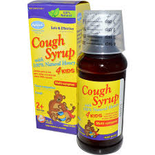 Hyland's Cough Syrup 4 Kids, 4 fl oz