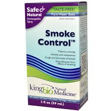 King Bio Smoke Control, 2 fl oz