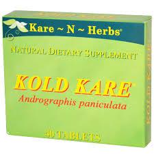 Kare-N-Herbs Kold Kare, 40 Tabs