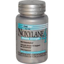Lane Labs Noxylane 4, 500mg, 50 caps, Double Strength