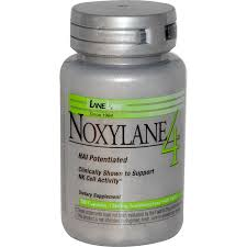 Lane labs Noxylane 4, 50 veggie caps, 250 mg
