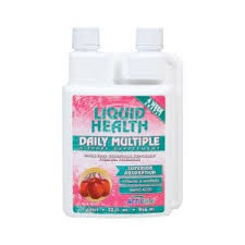 Liquid Health Daily Multiple, 32 fl oz, Cherry