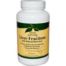 EuroPharma Liver Fractions, 90 caps
