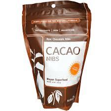 Navitas Naturals Cacao Nibs, 8oz, Raw, Organic