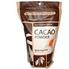 Navitas Naturals Cacao Powder, 8oz, Raw, Organic