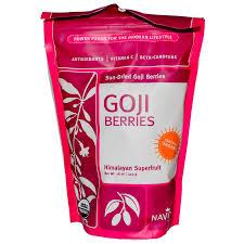 Navitas Naturals Goji Berries, 16oz, Raw, Organic