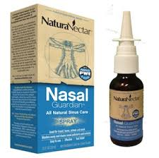 NaturaNectar Nasal Guardian Spray, 15 fl oz