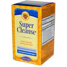 Nature's Secret Super Cleanse, 200tabs
