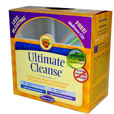 Nature's Secret Ultimate Cleanse, 2 Bottles of 120 tabs