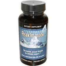 Daiwa Health Development PeakImmune4, 250mg, 50Vcaps, 6 Bottles Price