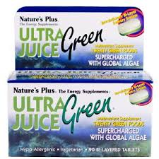 Nature's Plus Ultra Juice Green, 90 caps