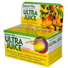 Nature's Plus Ultra Juice, 90 caps