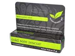 Peaceful Mountain Cold Sore Rescue, 0.27oz