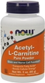 NOW Acetyl L-Carnitine Pure Powder, 3oz