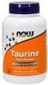 NOW Taurine Pure Powder, 8 oz.