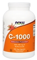 NOW C-1000 Caps, 500 caps with 100mg Bioflavonoids