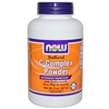NOW C-Complex Powder, 8oz, Buffered
