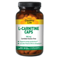 Country Life  L-Carnitine Caps 500 mg  60 Vcaps