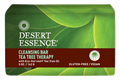 Desert Essence  Cleansing Bar Tea Tree Therapy  5 oz