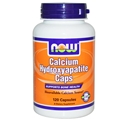NOW Calcium Hydroxyapatite, 120 caps