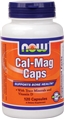 NOW Cal-Mag Caps, 120 caps
