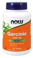 NOW Garcinia, 1,000 mg, 120 Tabs