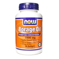 NOW Borage Oil, 60 softgels
