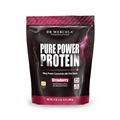Dr. Mercola  Pure Power Protein Strawberry  1 lb. 15 oz.