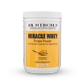 Dr. Mercola  Miracle Whey Peanut Butter  1 lb.