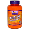 NOW Creatine Monohydrate, 8oz, 100% Pure