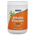 NOW Alfalfa Powder, Pure, 1 Pound