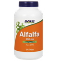 NOW Alfalfa, 650mg, 500tabs, 10 grain