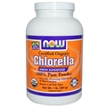 NOW Chlorella, Pure Powder 1 pound