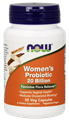Now -  Women's Probiotic 20 Billion - 50 Veg Capsules
