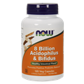 NOW Acidophilus, 8 Billion & Bifidus 120caps