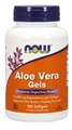 NOW Aloe Vera, 5000mg, 100 softgels