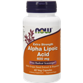 NOW Alpha Lipoic Acid, 600mg, 60Vcaps