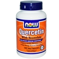 NOW Quercetin with Bromelain, 120 Vcaps
